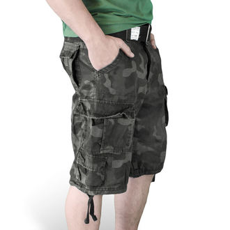kraťasy SURPLUS - DIVISION SHORT - NIGHT CAMO - 07-5598-42