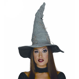 klobouk GREY WITCH