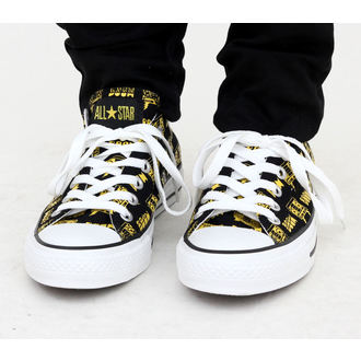 boty CONVERSE - CT Punk OX - Black/Yellow