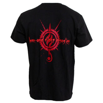 tričko pánské Sonic Syndicate - Love And Other Disasters TS -153176, NUCLEAR BLAST, Sonic Syndicate