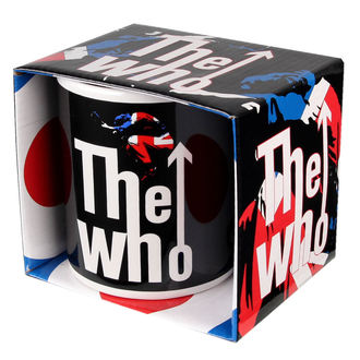 hrnek The Who - Union Jack - ROCK OFF - WHOMUG01