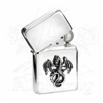 zapalovač Wyverex Petrol Lighter AAZ27, ALCHEMY GOTHIC