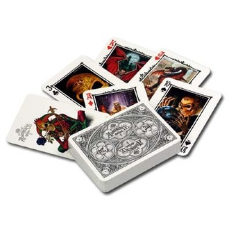 karty Alchemy Arcana Playing Cards CARD2 - Alchemy Gothic
