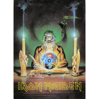 vlajka Iron Maiden HFL 694, HEART ROCK, Iron Maiden