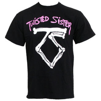 tričko pánské TWISTED SISTER - WE'RE NOT GONNA TAKE IT - PLASTIC HEAD - PH5288