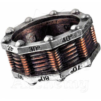 prsten Hi-Voltage Toric Generator Ring ALCHEMY GOTHIC - R149