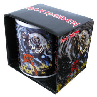 hrnek Iron Maiden - The Number of The Beast - ROCK OFF - IMMUG07