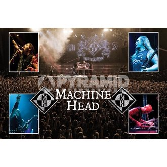 plakát Machine Head (Live) - PYRAMID POSTERS, PYRAMID POSTERS, Machine Head