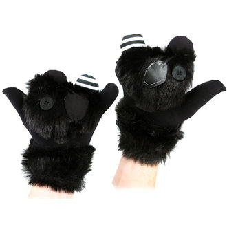 rukavice POIZEN INDUSTRIES KPPG GLOVES - BLACK