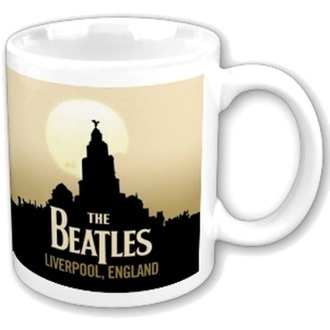 hrnek Beatles - Beatles Liverpool Boxed Mug - ROCK OFF - BEATMUG07
