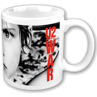 hrnek U2 - War Boxed Mug - ROCK OFF - U2MUG01