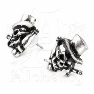 náušnice Live Now Earrings - ALCHEMY GOTHIC - ULFE5