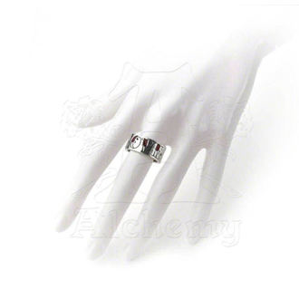 prsten Love/Hate Ring - ALCHEMY GOTHIC - ULR1