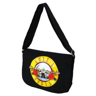 taška , kabelka Guns and Roses - Logo Shoulder - HMB - SBGNR1