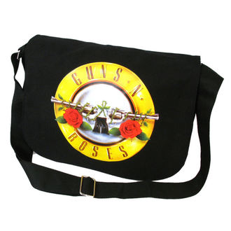 taška , kabelka Guns and Roses - Logo Shoulder - HMB