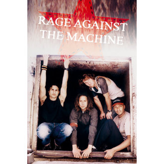 plakát - Rage Against the Machine - Band - LP1406 - GB posters