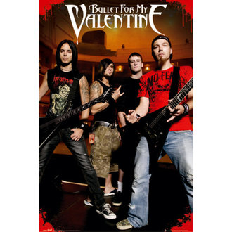 plakát Bullet For my Valentine - Theatre - LP1377, GB posters, Bullet For my Valentine