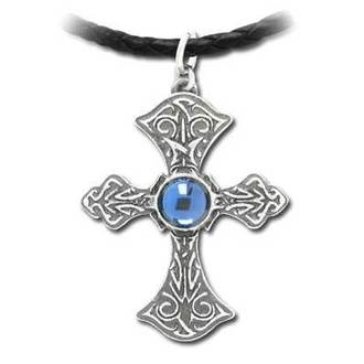 obojek ALCHEMY GOTHIC - Nightwish - cross, ALCHEMY GOTHIC, Nightwish
