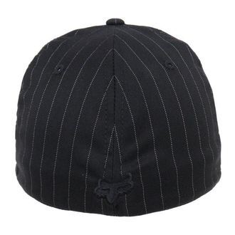 kšiltovka FOX - Flex 45 - BLACK PINSTRIPE