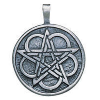 přívěšek Celtic Pentagram - EASTGATE RESOURCE, EASTGATE RESOURCE