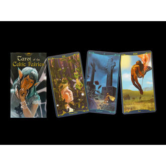 tarotové karty LO SCARABEO - Tarot Of The Celtic Fairies, LO SCARABEO