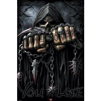 plakát Spiral (Game Over Reaper) - PYRAMID POSTERS - PP31942