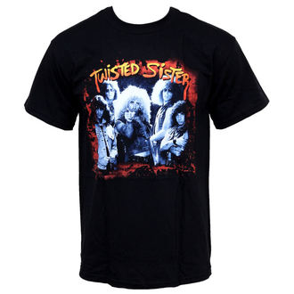 tričko pánské Twisted Sister - I Wanna Rock - LIVE NATION - PE14760TSBSS