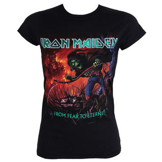 tričko dámské Iron Maiden - From Fear To Eternity - ROCK OFF - IMTEE20LB
