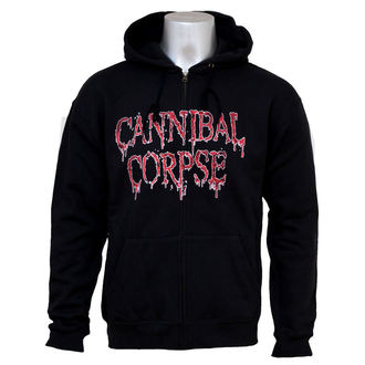 mikina pánská se zipem Cannibal Corpse - Cauldron Of Hate - PLASTIC HEAD, PLASTIC HEAD, Cannibal Corpse