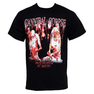 tričko pánské Cannibal Corpse - Butchered At Birth - PLASTIC HEAD, PLASTIC HEAD, Cannibal Corpse