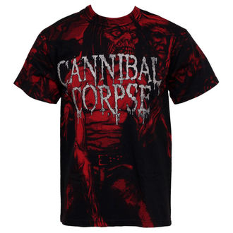 tričko pánské Cannibal Corpse - Global Evisceration - Celopotisk - PLASTIC HEAD, PLASTIC HEAD, Cannibal Corpse