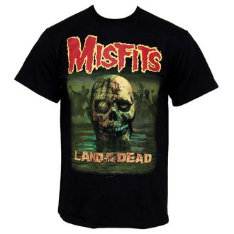 tričko pánské Misfits - Land Of The Dead - PLASTIC HEAD - PH5807