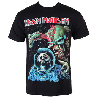 tričko pánské Iron Maiden - Final Frontier - Album Tour - ROCK OFF - IMTEE17MB