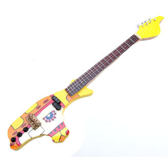 kytara Beatles - Paul McCartney Yellow Submarine Bass, MASTERMUSIC, Beatles
