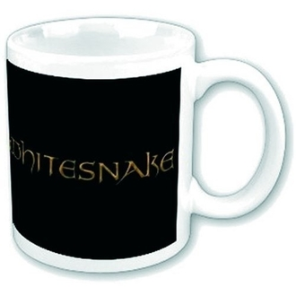 hrnek Whitesnake - Crest Logo, ROCK OFF, Whitesnake