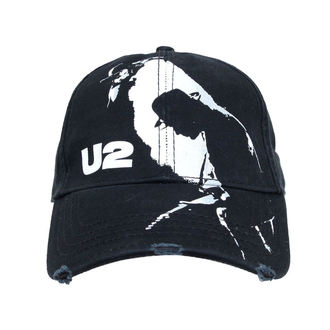 kšiltovka U2 - Rattle And Hum - Baseball - ROCK OFF - U2CAP02