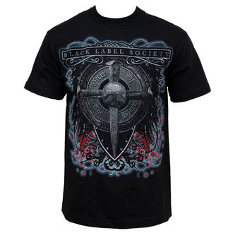 tričko pánské Black Label Society - Order Colors, BRAVADO, Black Label Society