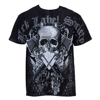 tričko pánské Black Label Society - RNR Dealin Death, BRAVADO, Black Label Society