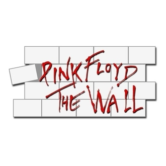 připináček Pink Floyd - The Wall - ROCK OFF, ROCK OFF, Pink Floyd