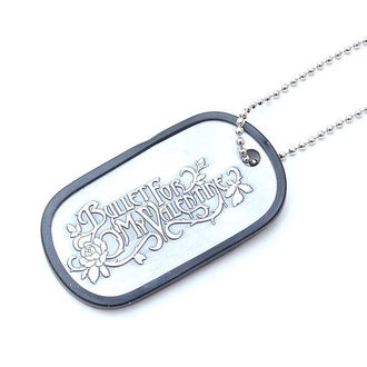 obojek (psí známka) Bullet For My Valentine - Lyric Dog Tag - BRAVADO USA, BRAVADO, Bullet For my Valentine