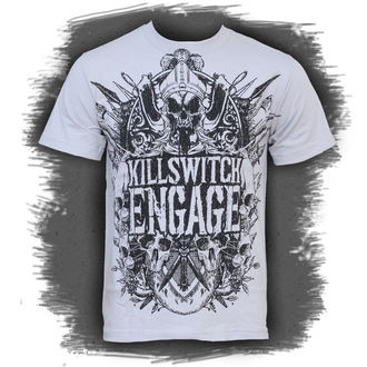tričko pánské Killswitch Engage - Medieval Crest - BRAVADO, BRAVADO, Killswitch Engage