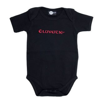 body dětské Eluveitie - Logo Red - Black - Metal-Kids