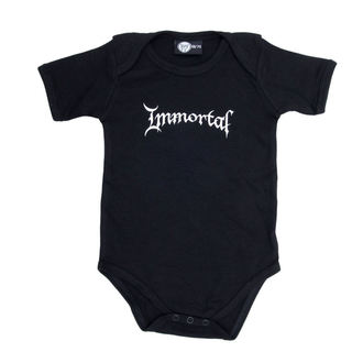 body dětské Immortal - Logo - Black, Metal-Kids, Immortal