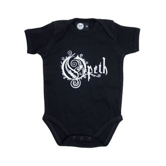 body dětské Opeth - Logo - Black, Metal-Kids, Opeth