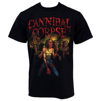 tričko pánské Cannibal Corpse - Global Evisceration - PLASTIC HEAD, PLASTIC HEAD, Cannibal Corpse