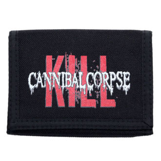 peněženka Cannibal Corpse - Logo/Kill - PLASTIC HEAD, PLASTIC HEAD, Cannibal Corpse