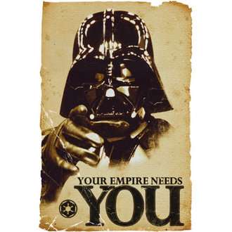 plakát Star Wars - Empire Needs You - GB Posters, GB posters