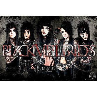 plakát Black Veil Brides - Leather - GB Posters - LP1454
