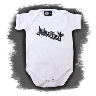 body dětské Judas Priest - Logo - White, Metal-Kids, Judas Priest