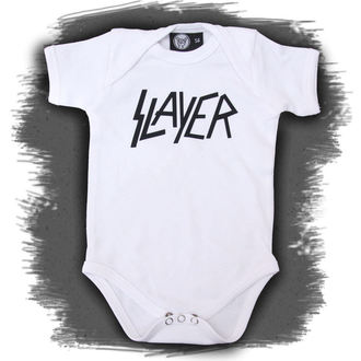 body dětské Slayer - Logo - White, Metal-Kids, Slayer